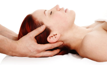 Remedial Massage in Adelaide Carnio-Sacral Therapy neck pull